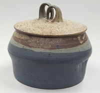 Covered Casserole, c. 1965