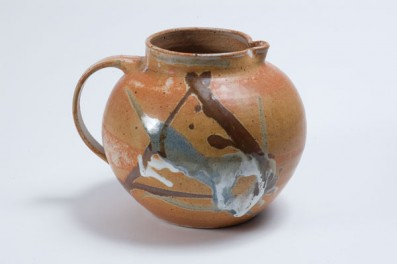 Pitcher, c. 1955, Asheville Art Museum